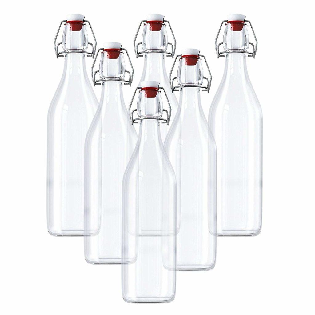Kurtzy-botellas-vidrio-hermeticas-con-tapon