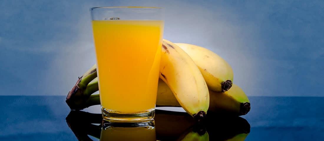 como hacer vino de plátano