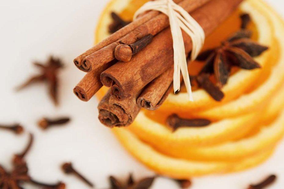 Como hacer hidromiel de naranja, clavo y canela